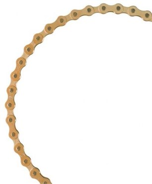 Image of KMC Z510 1/8 Single Speed Gold Chain