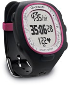 Forerunner 70 fitness watch with heart rate strap and USB ANT+ stick