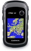 eTrex 30 mapping handheld GPS unit with altimeter and compass