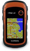eTrex 20 mapping handheld GPS unit