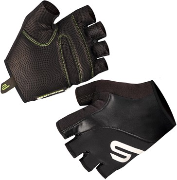 Endura Equipe Padded Mitt Short Finger Cycling Gloves SS16