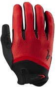 BodyGeometry Gel WireTap Long Finger Cycling Gloves