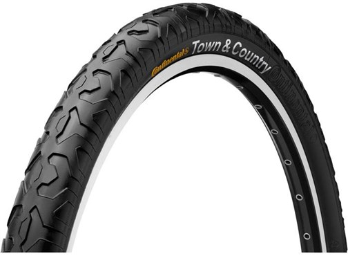 Image of Continental Town and Country Urban MTB Tyre