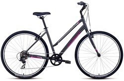 Crossroads Step Through Womens 2013 - Hybrid Classic Bike