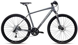 Specialized Crosstrail Expert Disc 2014 - Hybrid Sports Bike