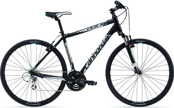 Image of Cannondale Quick CX 5 2013 - Hybrid Sports Bike