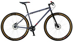 Cooker SS Mountain Bike 2013 - Hardtail Race MTB