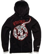 Alpinestars Nitro Circus Busted Bones Zip Fleece