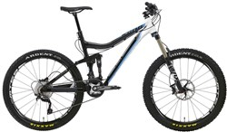 Cadabra Mountain Bike 2013 - Full Suspension MTB