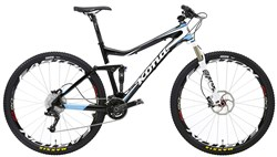 Hei Hei 29er Supreme Mountain Bike 2013 - Full Suspension MTB