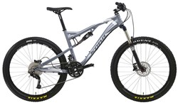 Kitsune Mountain Bike 2013 - Full Suspension MTB