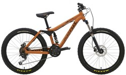 Stinky 2-4 24w 2013 - Junior Full Suspension Bike