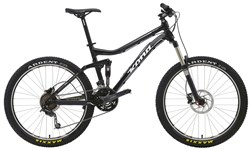 Tanuki Mountain Bike 2013 - Full Suspension MTB