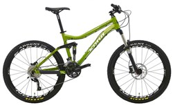 Tanuki DL Mountain Bike 2013 - Full Suspension MTB