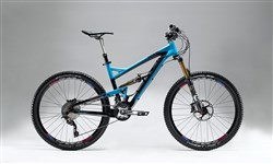 Ariel 143 Mountain Bike 2013 - Full Suspension MTB