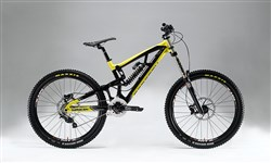 Myst Pro Mountain Bike 2013 - Full Suspension MTB