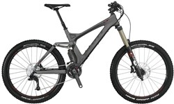 Genius LT 10 Mountain Bike 2013 - Full Suspension MTB