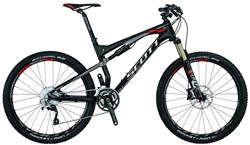 Spark 610 Mountain Bike 2013 - Full Suspension MTB