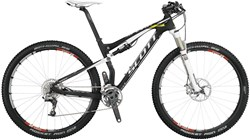 Spark 900 RC Mountain Bike 2013 - Full Suspension MTB