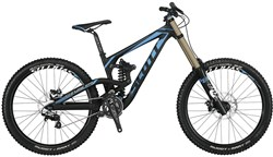 Gambler 20 Mountain Bike 2013 - Full Suspension MTB