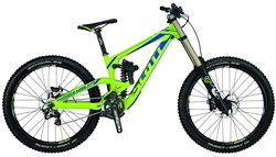 Gambler 10 Mountain Bike 2013 - Full Suspension MTB