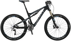 Genius 710 Mountain Bike 2013 - Full Suspension MTB
