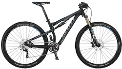 Genius 930 Mountain Bike 2013 - Full Suspension MTB