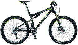 Spark 620 Mountain Bike 2013 - Full Suspension MTB