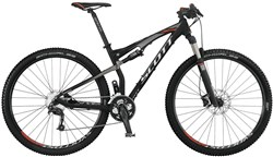 Spark 960 Mountain Bike 2013 - Full Suspension MTB