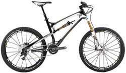 Zesty 914 Carbon Mountain Bike 2013 - Full Suspension MTB