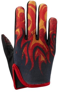 Image of Specialized Lo Down Kids Long Finger Cycling Gloves