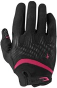 BodyGeometry Gel WireTap Womens Long Finger Cycling Gloves