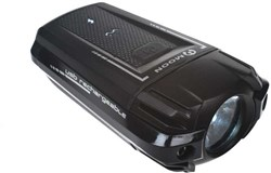 Meteor 210 Lumen USB Rechargeable Front Light