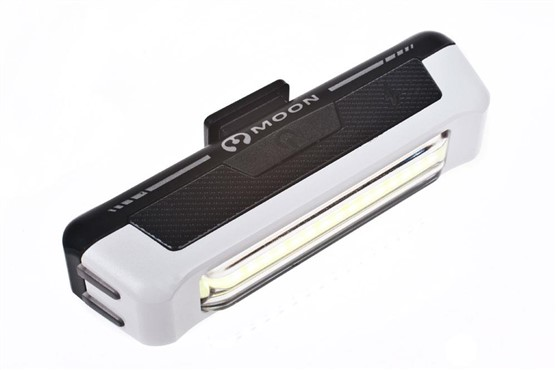 Moon Comet 100 Lumen USB Rechargeable Front Light