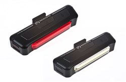 Comet 30 Lumen Front and Rear USB Rechargeable Light Set
