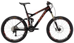 Compulsion LT1 Mountain Bike 2013 - Full Suspension MTB