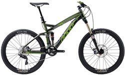 Compulsion LT40 Mountain Bike 2013 - Full Suspension MTB