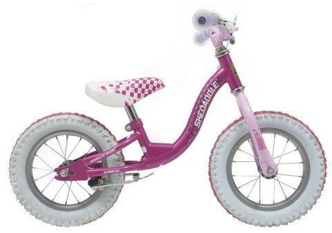 Sunbeam Skedaddle 12w Girls Balance Bike 2016 - Kids Balance Bike
