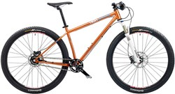 High Latitude Alfine Mountain Bike 2013 - Hardtail Race MTB