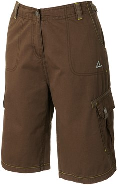 Image of Dare2B Shuffle Canvas Womens Shorts