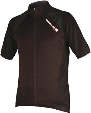 Image of Endura MTR Windproof Short Sleeve Cycling Jersey AW16