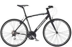 Bianchi Camaleonte I Alu Acera Mix Triple 2014 - Hybrid Sports Bike