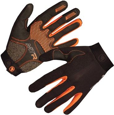 Image of Endura MTR Full Finger Cycling Gloves AW16