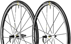 R-Sys Clincher Road Wheelset With Wheel-Tyre System