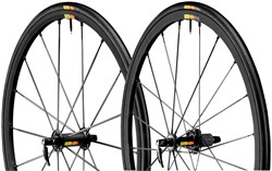 Ksyrium SLR Clincher Road Wheelset With Wheel-Tyre System
