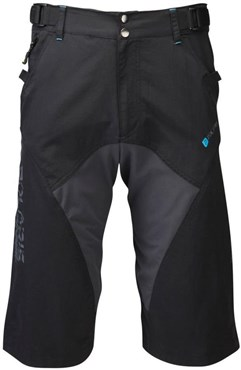 Polaris AM 500 Repel Windproof 3/4 MTB Baggy Cycling Shorts