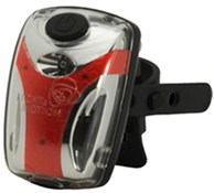 Vis 180 Micro Rechargeable Rear Light System