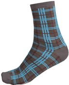 Plaid Sock Twinpack