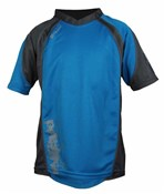 Wanderer Kids Short Sleeve Jersey