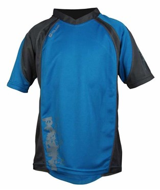 Polaris Wanderer Kids Short Sleeve Jersey
